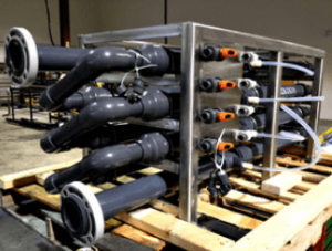 Slider-floc-tubes