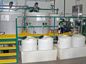 Chemical Feed And Mixing Systems 187 Ecologix Systems