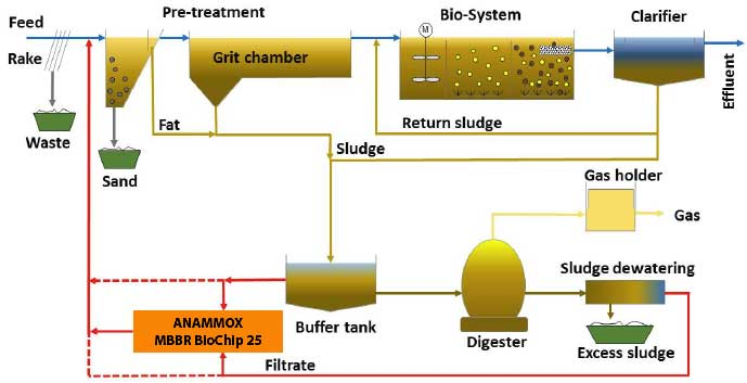 Moving Bed Biofilm Reactor  Mbbr   U00bb Ecologix Systems