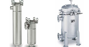 Bag Filter Vessels