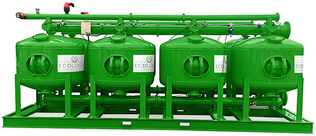 High Rate Pressure Filters