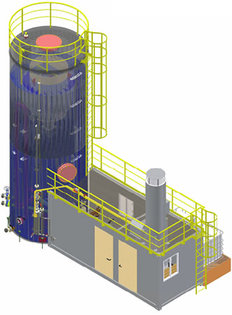 Eco Smaller Anaerobic Reactor