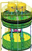 Anaerobic IR Reactor Two factor