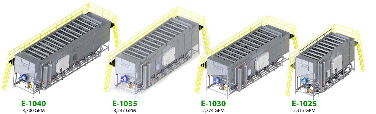 E-DAF 10 Series Lineup
